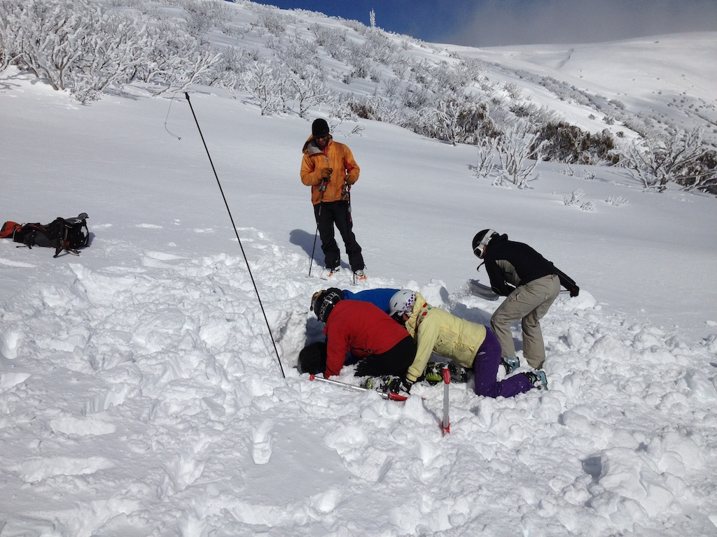 AST 1 Avalanche Course - Mt Hotham