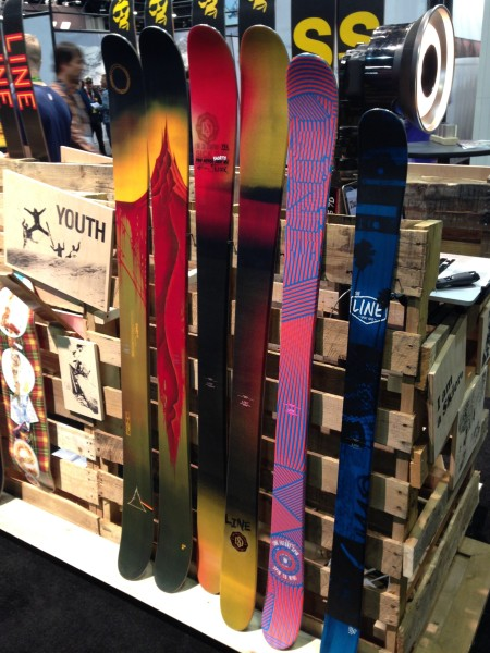 2015 LINE Skis - Sir Francis Bacon Shorty, Sick Day 95 Shorty, Future Spin Shorty, Super Hero