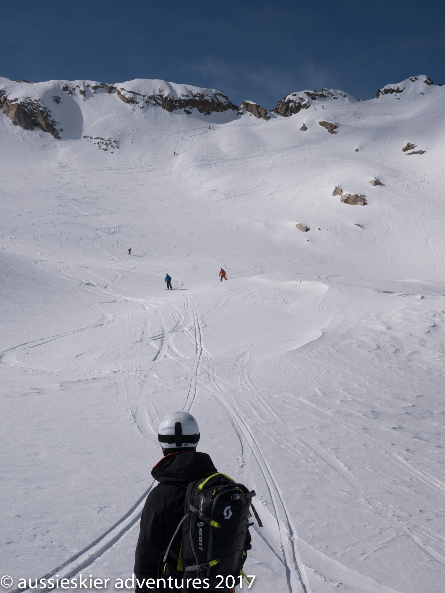 Chamonix 2017 - Ski Touring in the Aiguilles Rouges