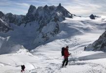 Chamonix 2017 - Vallee Blanche